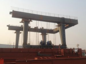 Buy Great 100 Ton Boat Hoist Crane