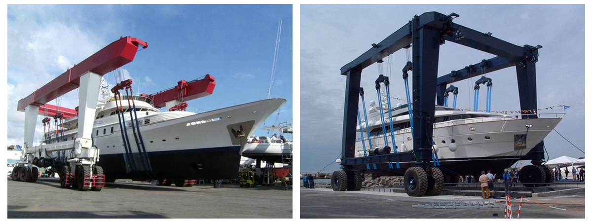 China Marine Boat Hoist Manufacturer