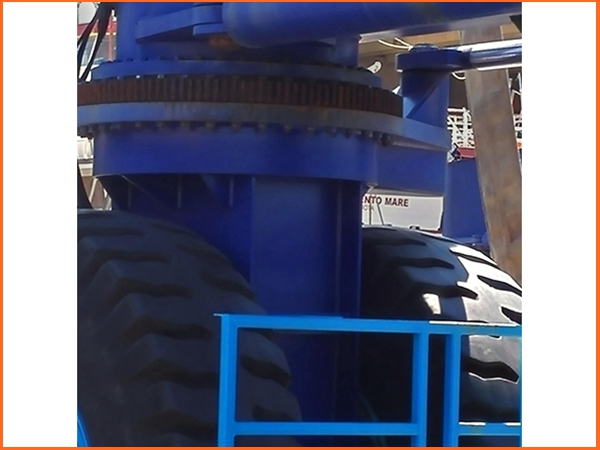 Durable Marine Travel Lift Parts