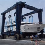 100 Ton Marine Travel Lift For Sale