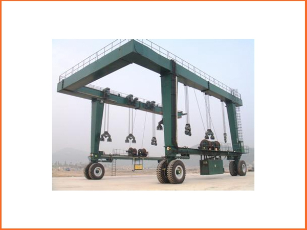 Ellsen 25 Ton Marine Travel Lift For Sale