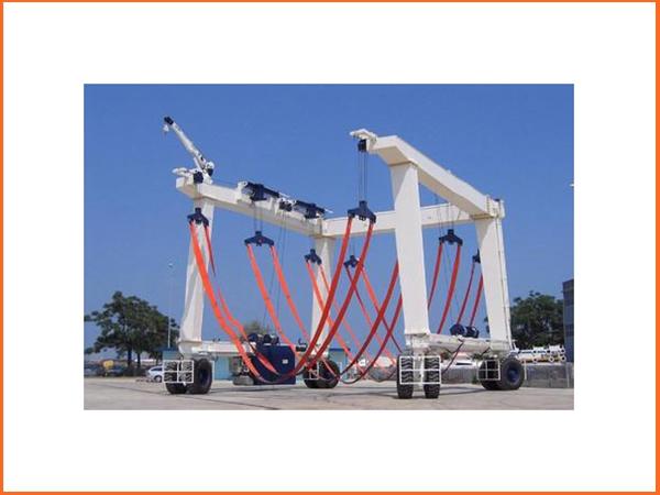 Ellsen 35 Ton Marine Travel Lift