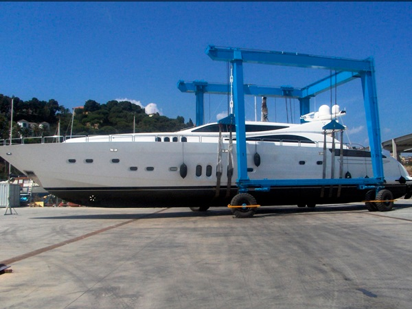 Ellsen Boat Travel Lift For Sale