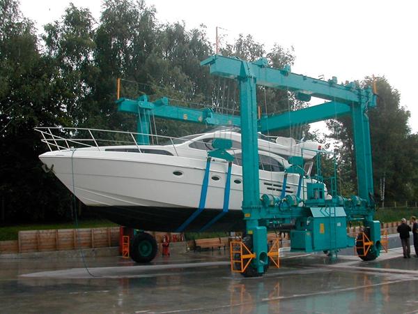 Ellsen Great Travel Lift For Boats