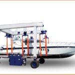 Travel Lift Gantry Crane For Sale