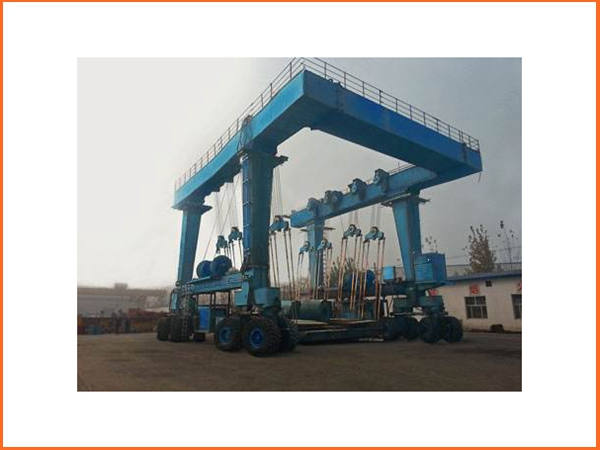 High Quality Marine Travel Hoist
