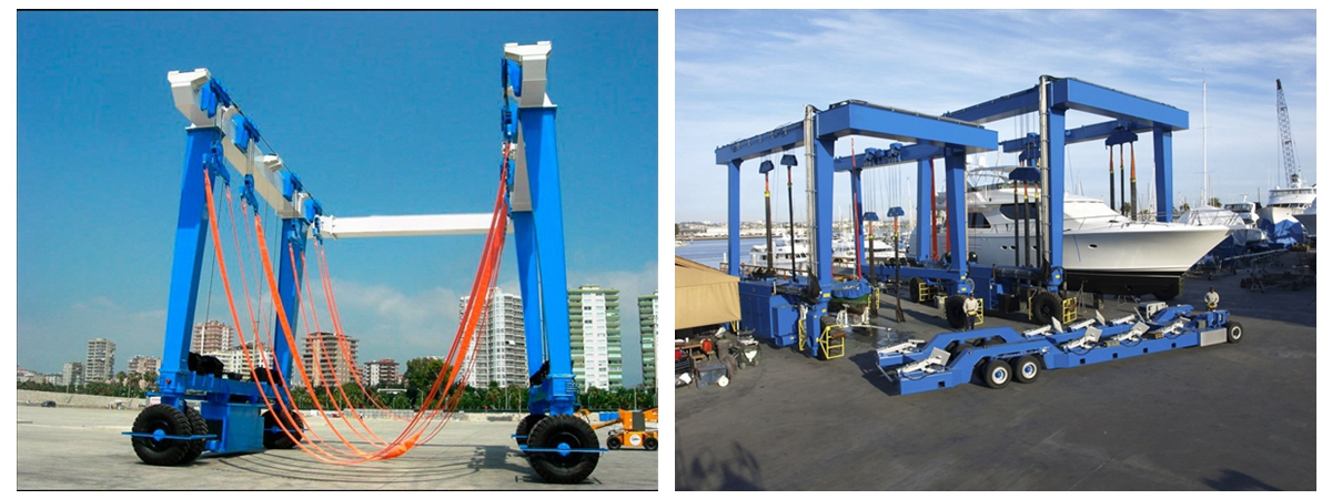 Hoist Travel Lift Crane For Sale