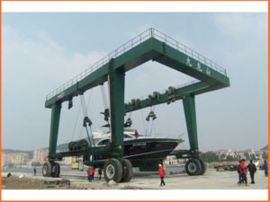 Mobile Light Duty Travel Lift