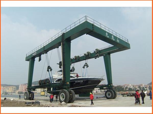 Mobile Light Duty Travel Lift