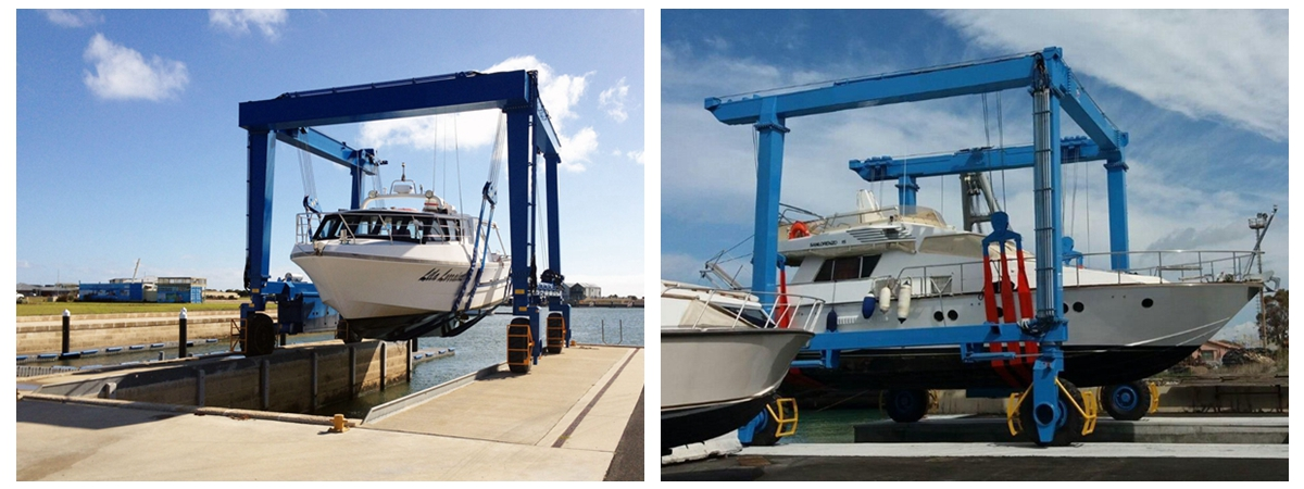 Reliable Marine Travel Lift For Sale