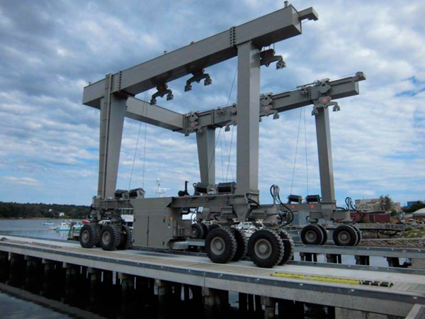 Boat Travel Lift