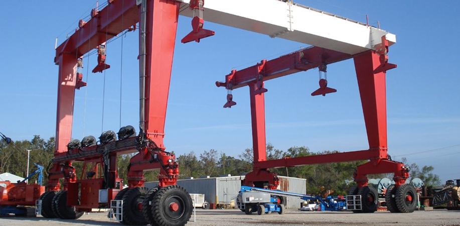 Boat Hoist Crane Price