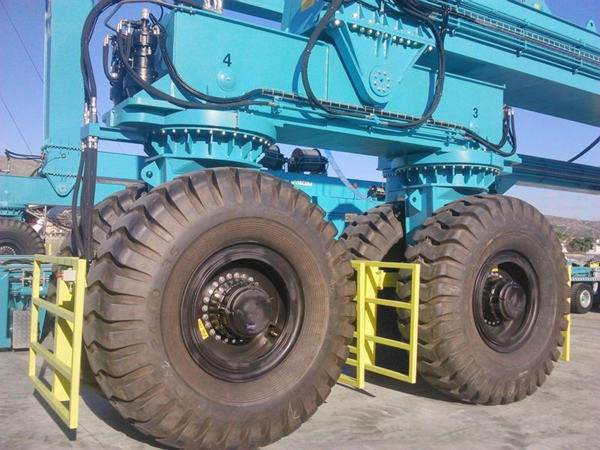 Amphibious Travel Lift Boat Hoist Wheels For Sale