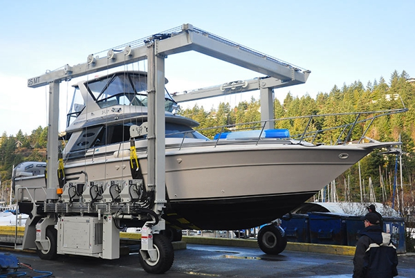 Amphibious Travel Lift For Sale Top Quality