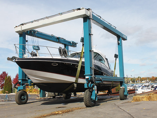 Boat Travel Lift Customized Boat Hoist