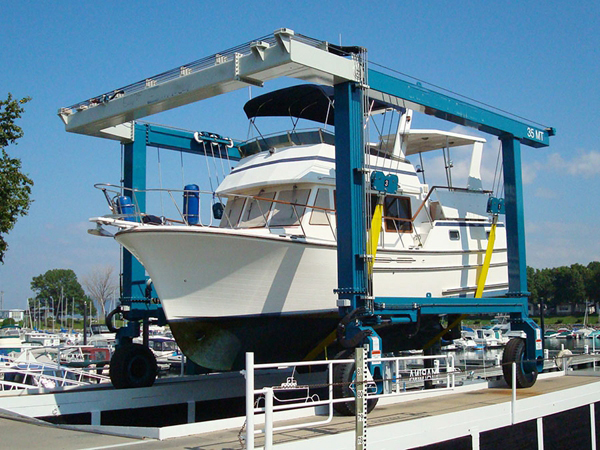 Ellsen Top Mobile Boat Lifts For Sale