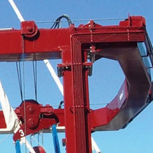 Marine Travel Lift Upper C-Beam