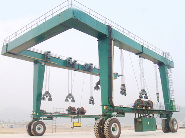 50 Ton Mobile Boat Lift Crane
