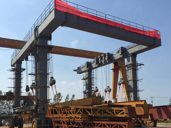 50 Ton Vessel Travel Lift