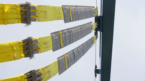 40 Ton Travel Lift Slings