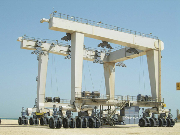 500 Ton Travel Lift Factory Price