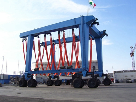 60 Ton Boat Hoist Factory Price