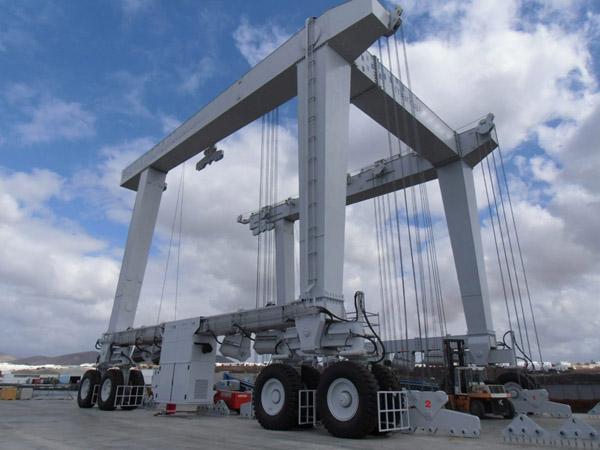 600 Ton Travel Lift Factory Price
