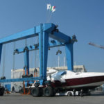200 Ton Marine Travel Lift For Sale