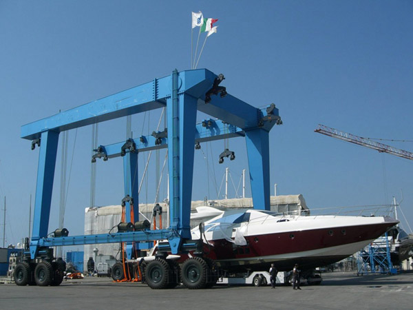 Best 200 Ton Marine Travel Lift