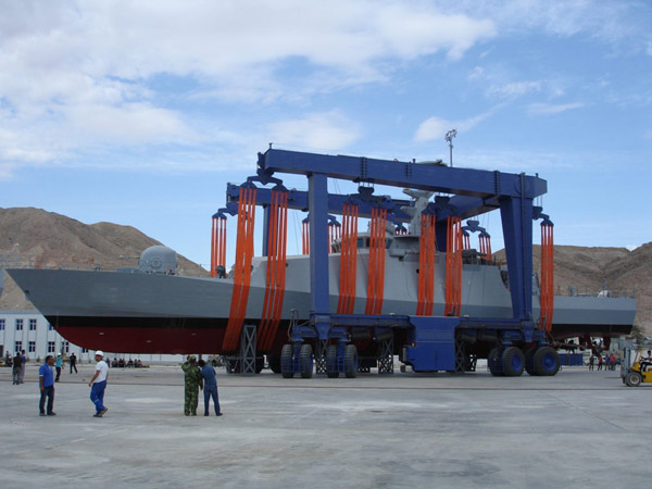 Qualified 400 Ton Travel Lift For Sale