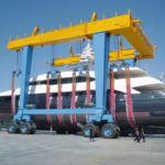 40 Ton Travel Lift