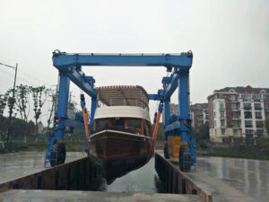 Ship Travel Lift Manufacturer