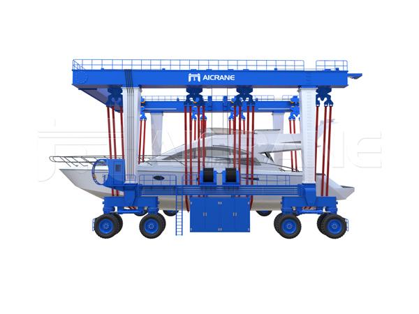 Vessel Travel Lift Manufacturer