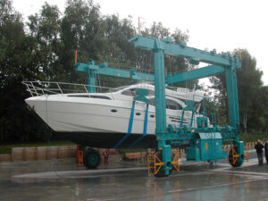 25 Ton Marine Travel Lift Manufacturer