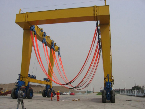 300 Ton Marine Travel Lift for Sale