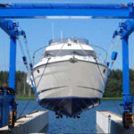 60 Ton Marine Travel Lift