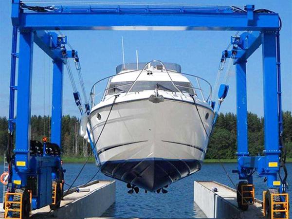 60 Ton Marine Travel Lift for Sale