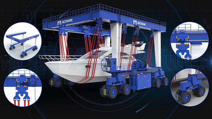 Boat Lift Design